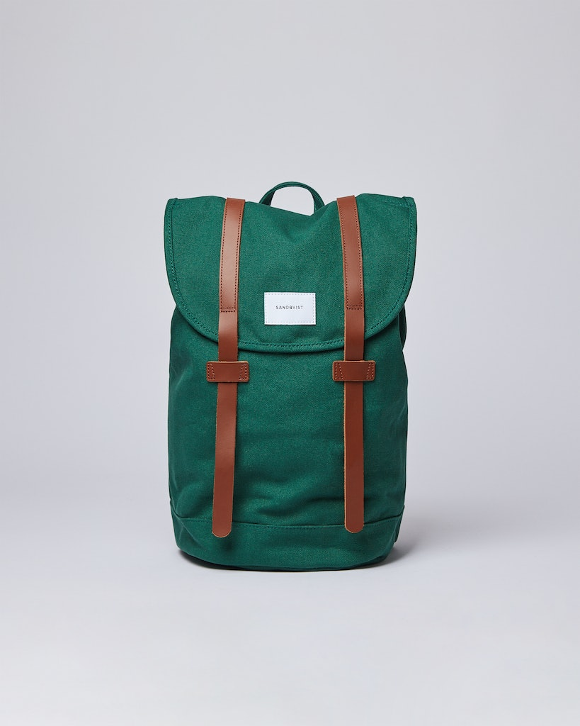 Sandqvist - Backpack - Green - STIG