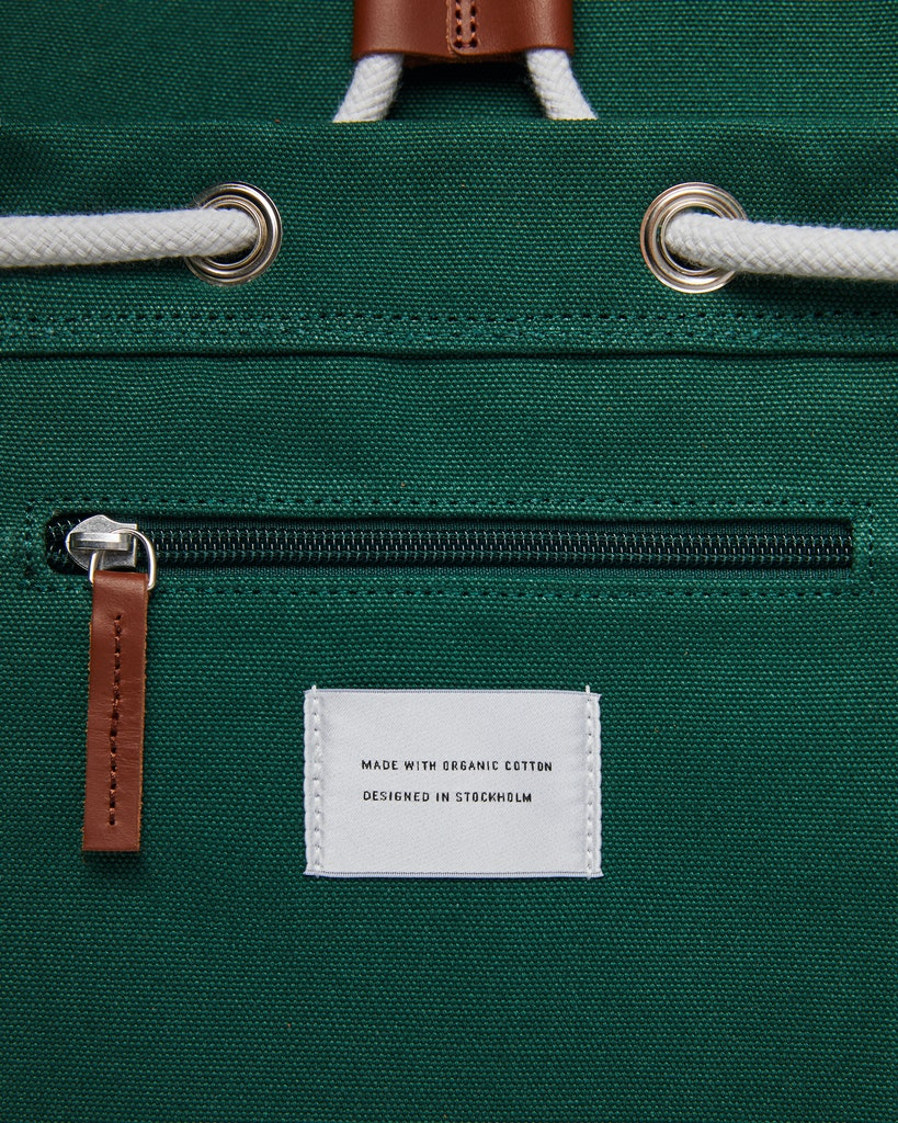 Sandqvist - Backpack - Green - STIG 4