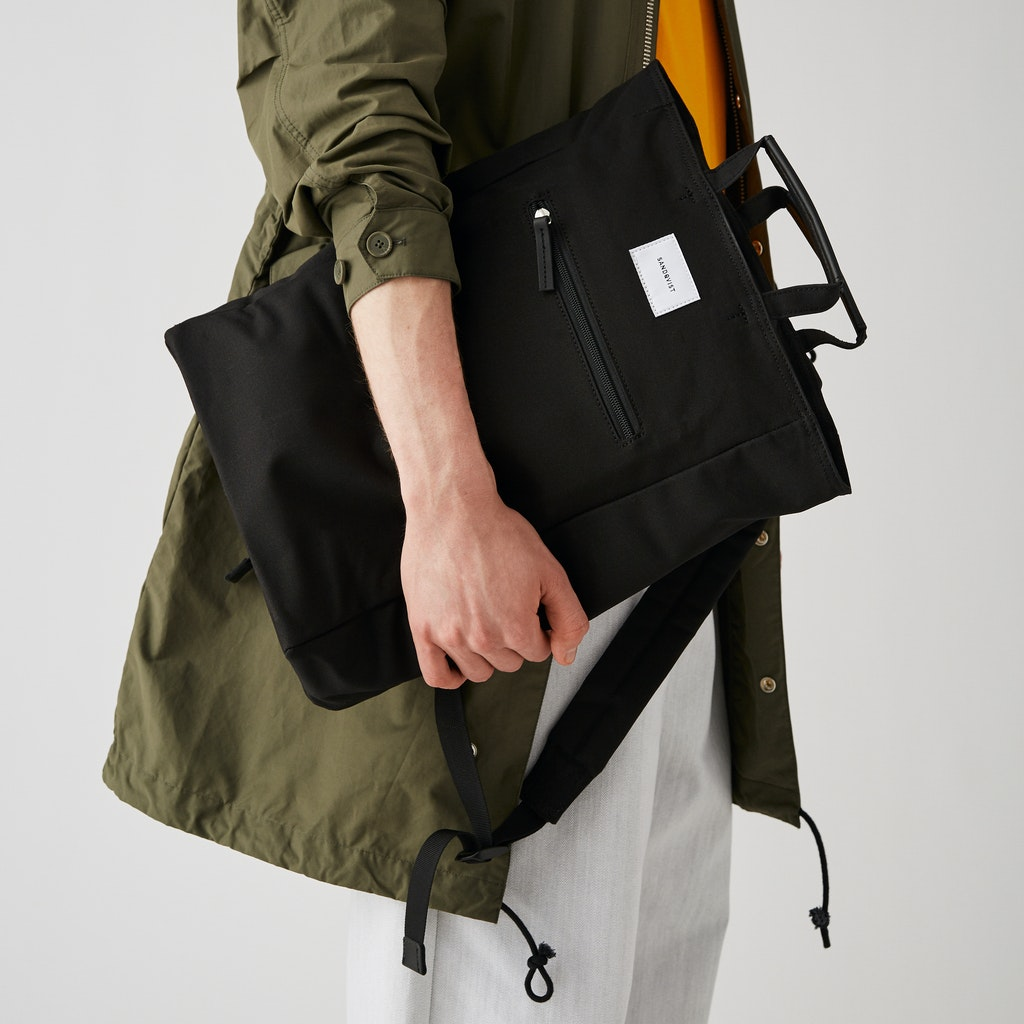 Sandqvist - Backpack - Black - TONY 2