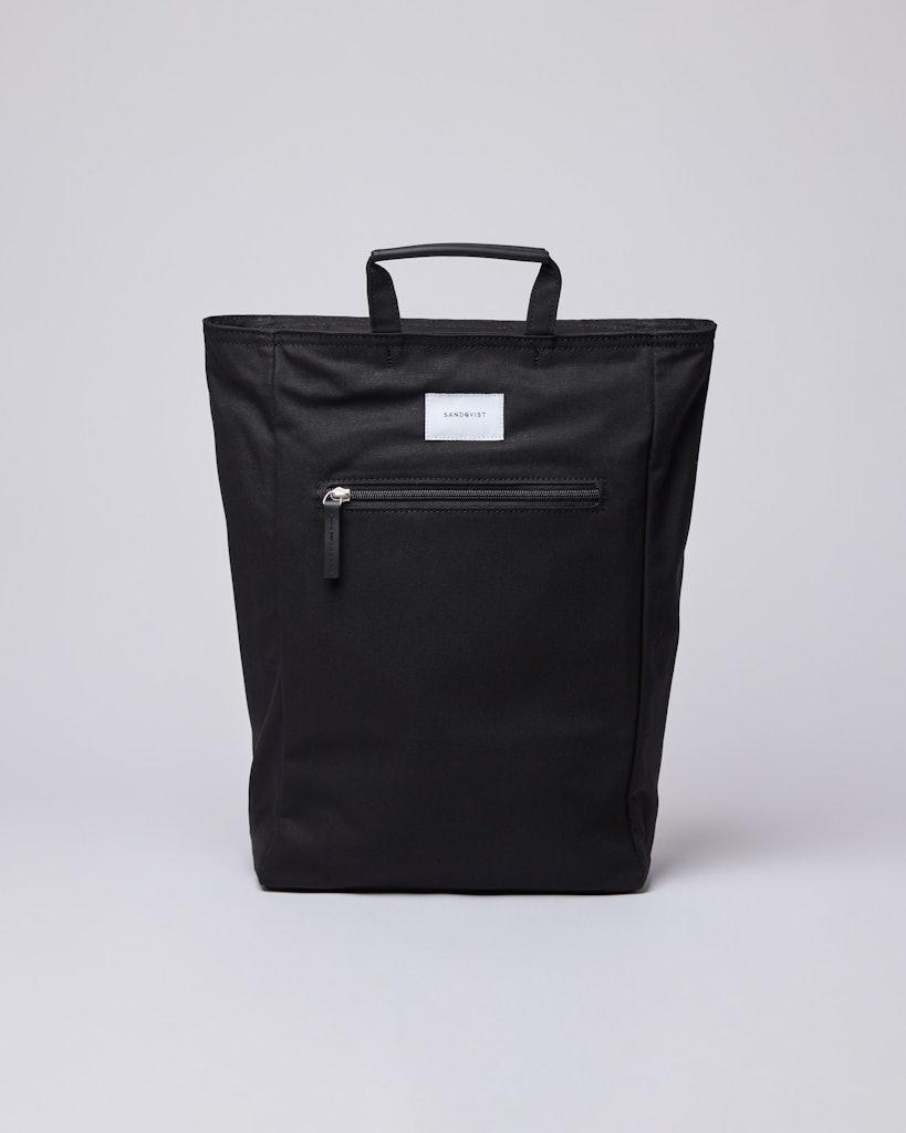 Sandqvist - Backpack - Black - TONY