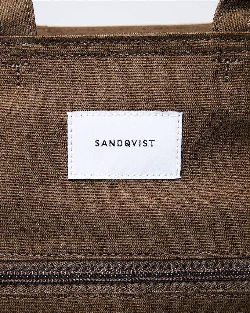 Sandqvist - Backpack - Green - TONY 1