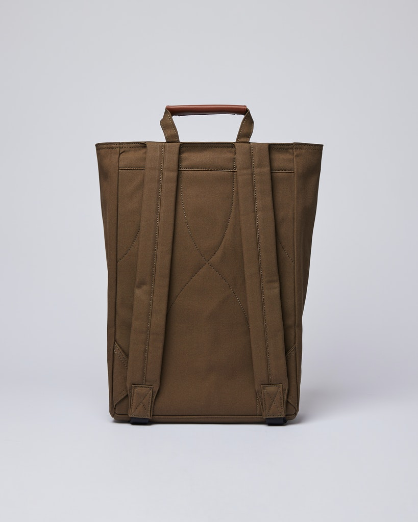 Sandqvist - Backpack - Green - TONY 3