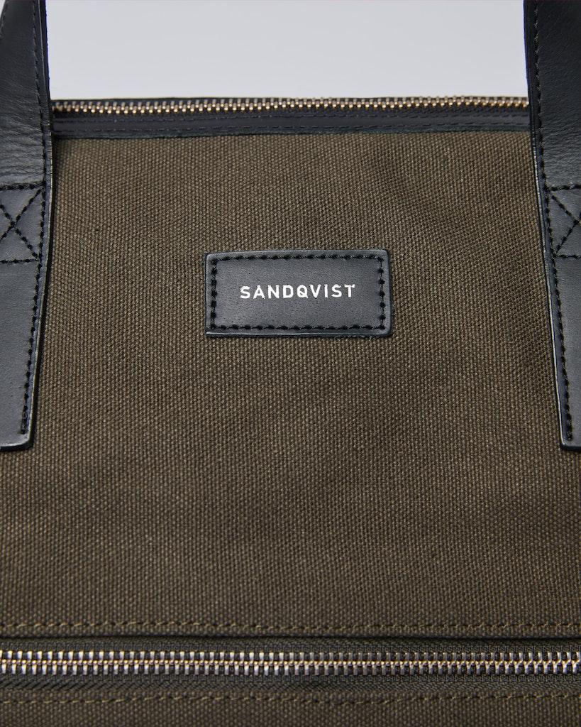 Sandqvist - Weekend Bag - Green - HOLLY 2