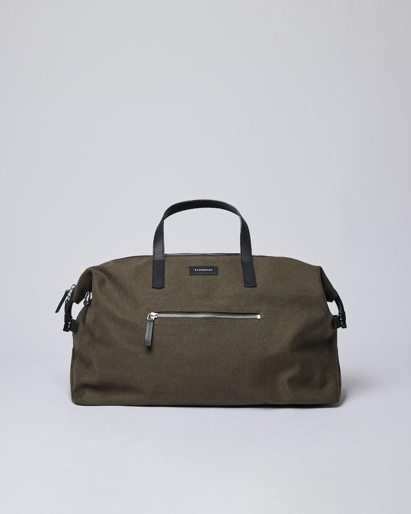 Sandqvist - Weekend Bag - Green - HOLLY