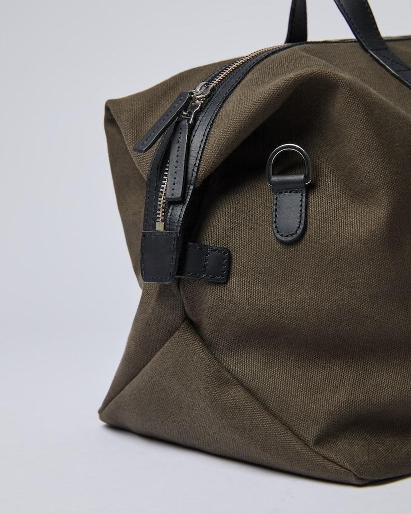 Sandqvist - Weekend Bag - Green - HOLLY 3