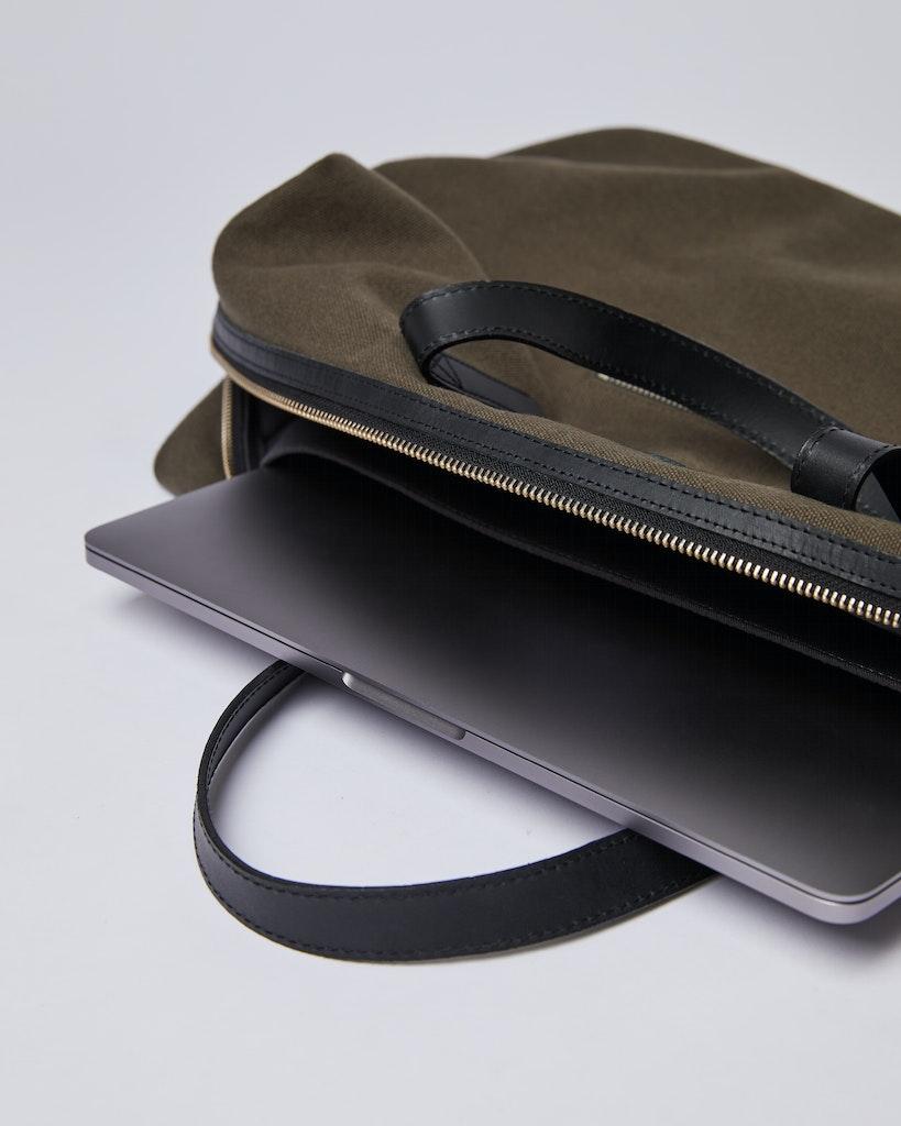 Sandqvist - Weekend Bag - Green - HOLLY 4