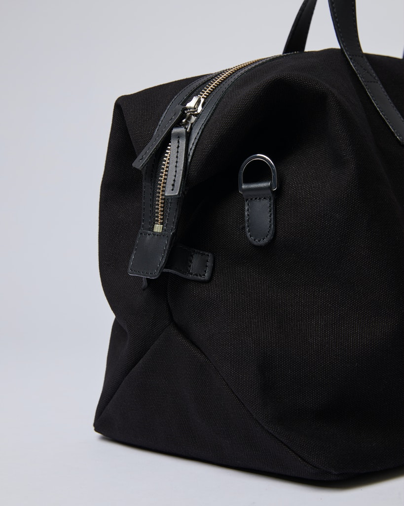 Sandqvist - Weekend Bag - Black - HOLLY 3
