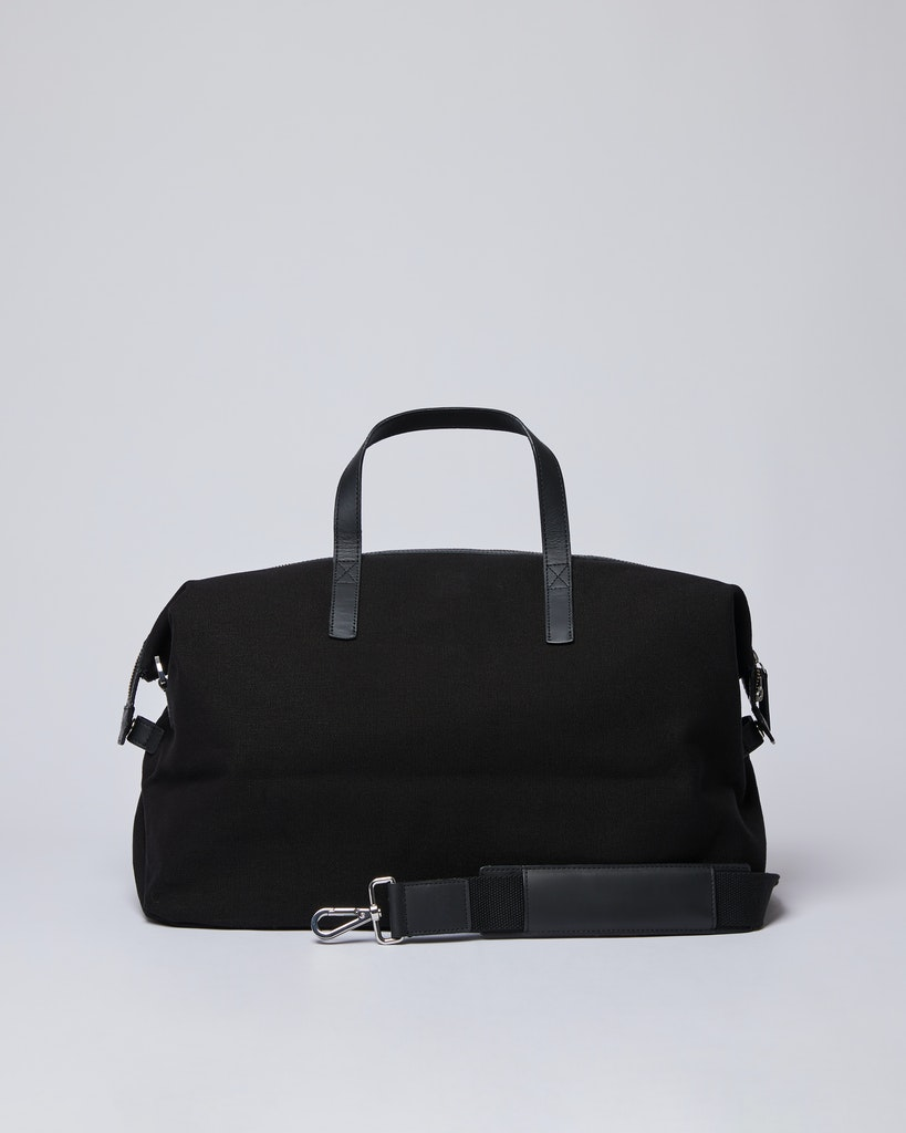 Sandqvist - Weekend Bag - Black - HOLLY 1