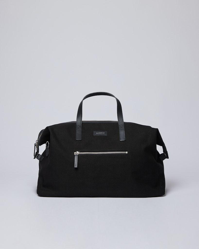 Sandqvist - Weekend Bag - Black - HOLLY