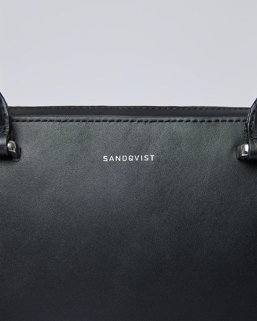 Sandqvist - Briefcase - Green - MYRTEL 1
