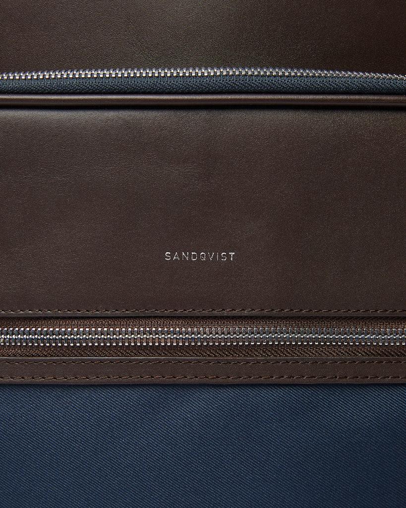Sandqvist - Backpack - Navy - FOLKE 2