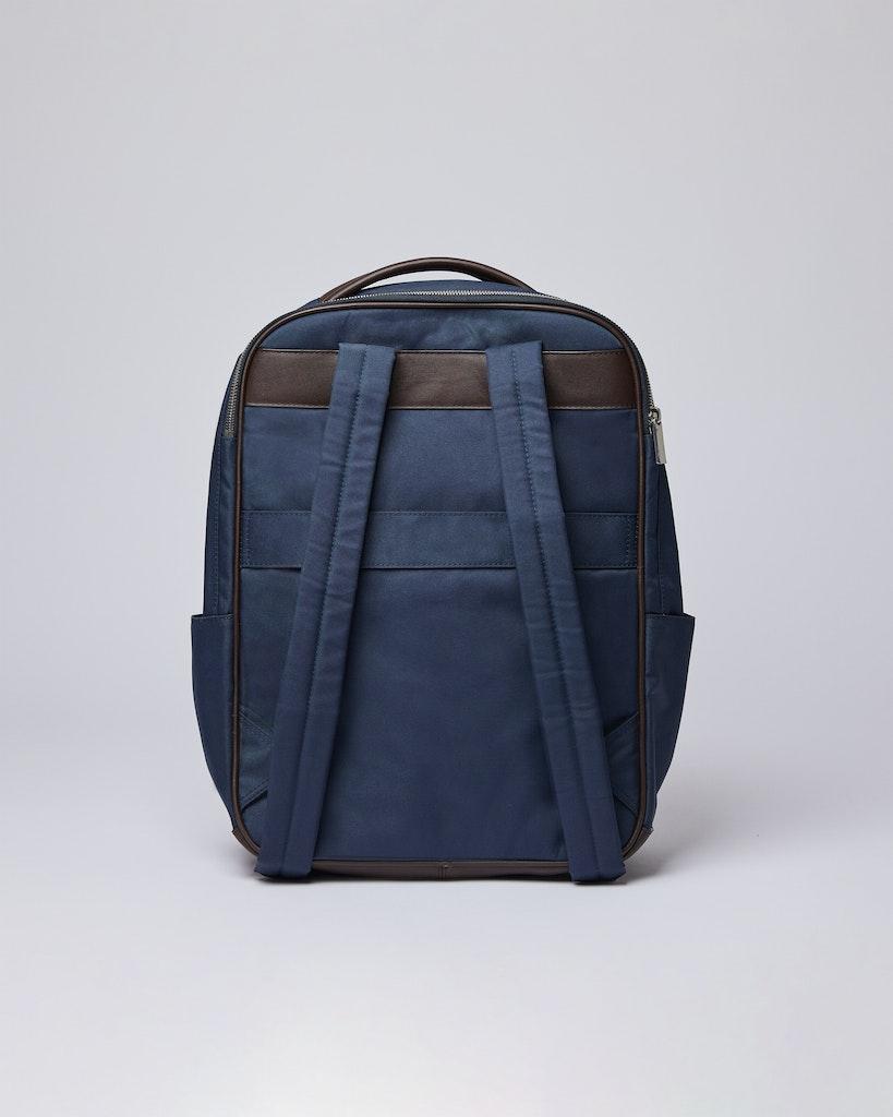 Sandqvist - Backpack - Navy - FOLKE 1