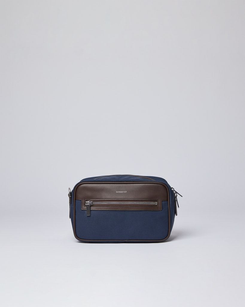 Sandqvist - Wash Bag - Navy - JONAS