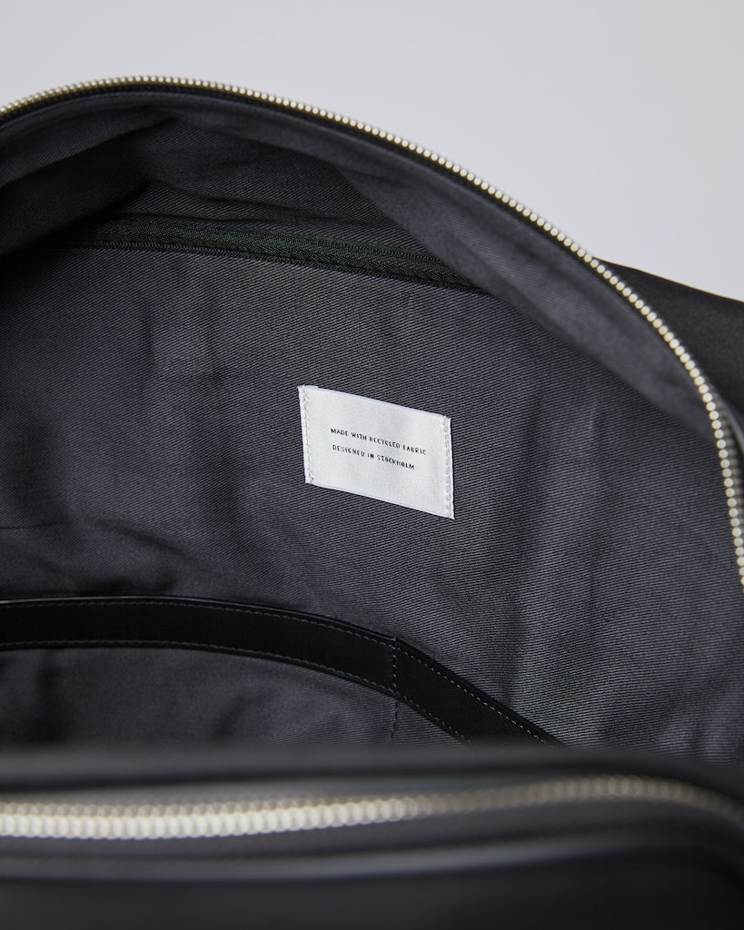 Sandqvist - Weekend Bag - Black - MATTIAS 3