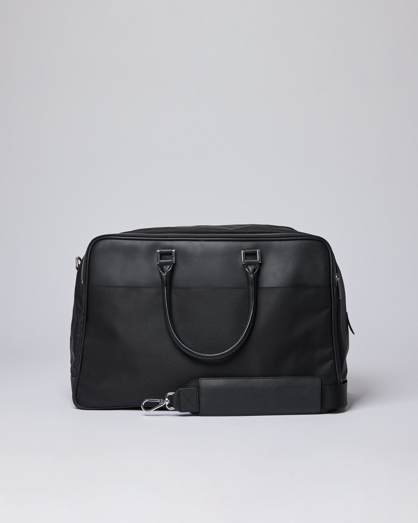 Sandqvist - Weekend Bag - Black - MATTIAS 1