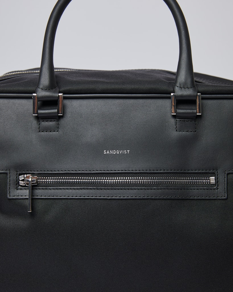 Sandqvist - Weekend Bag - Black - MATTIAS 5