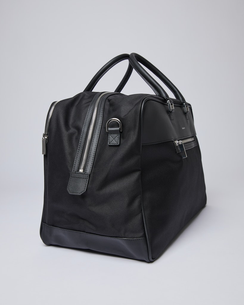 Sandqvist - Weekend Bag - Black - MATTIAS 2
