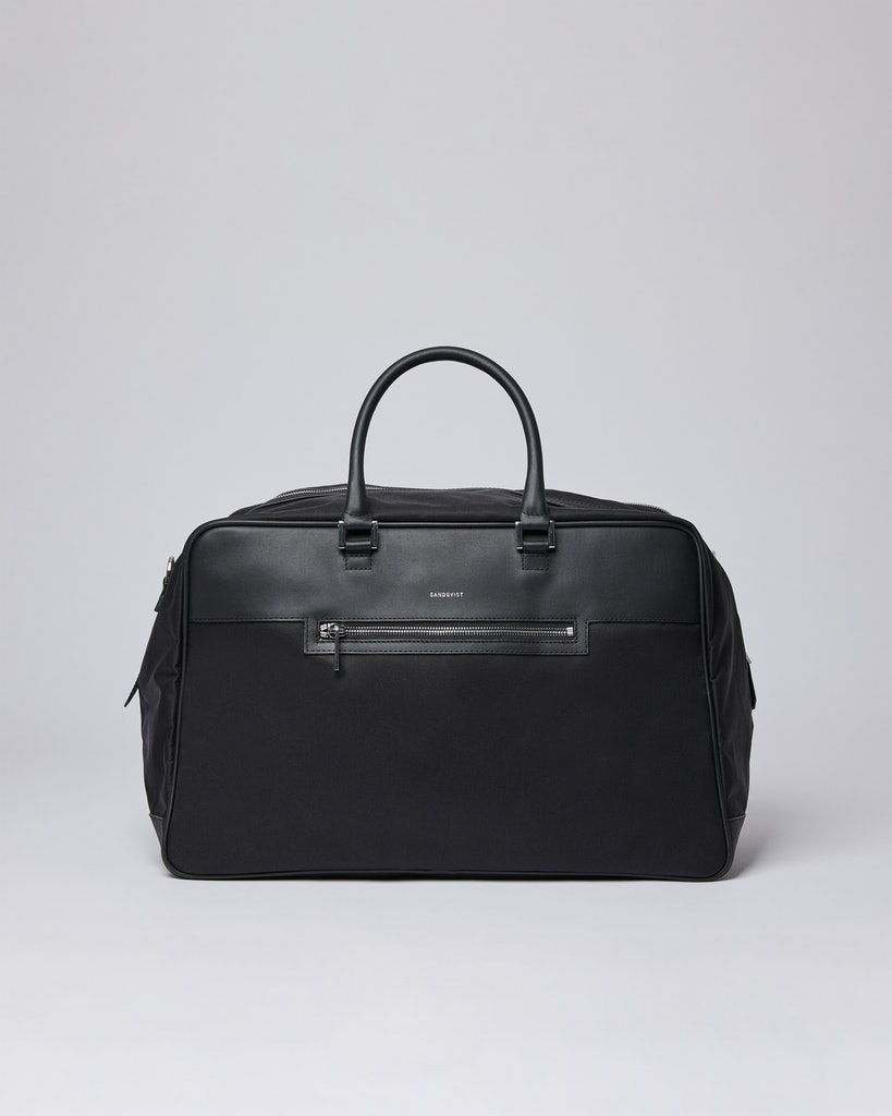 Sandqvist - Weekend Bag - Black - MATTIAS