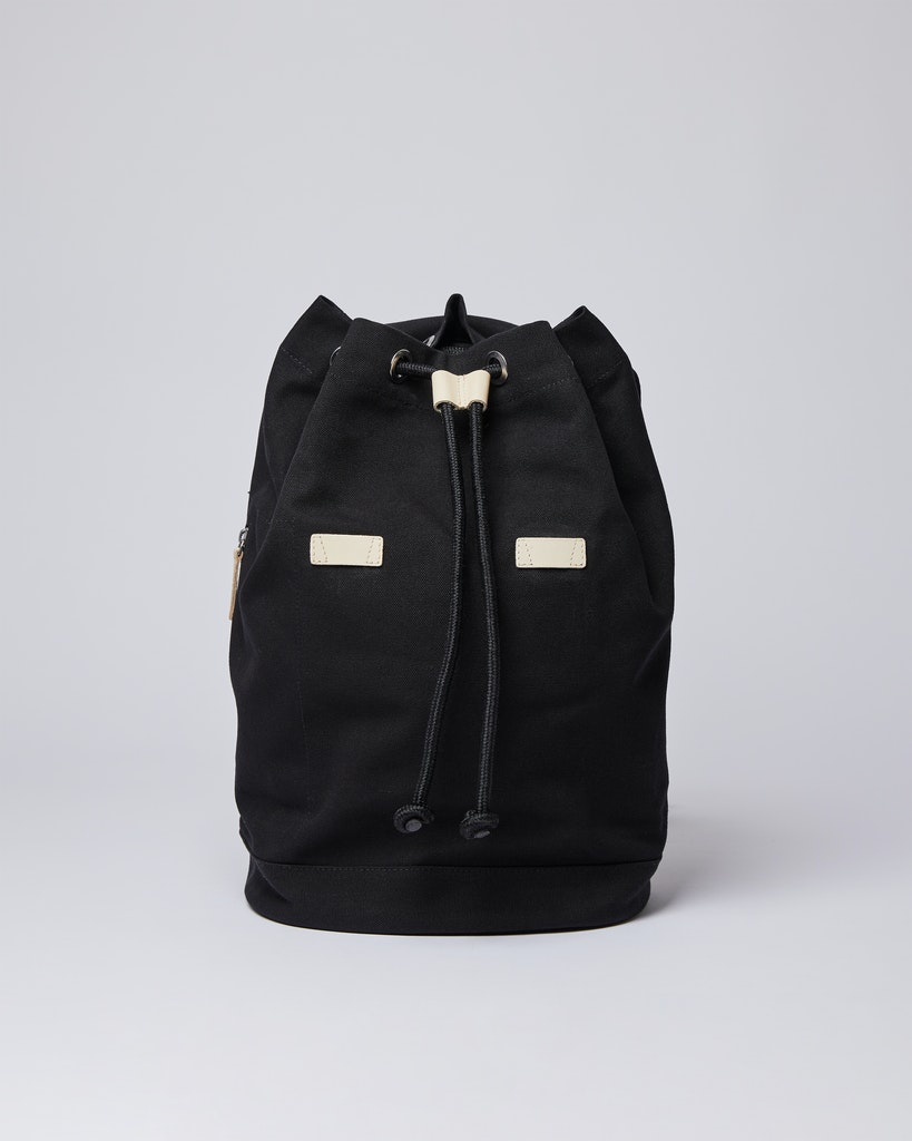 Sandqvist - Backpack - Beige and Black - STIG LARGE 3