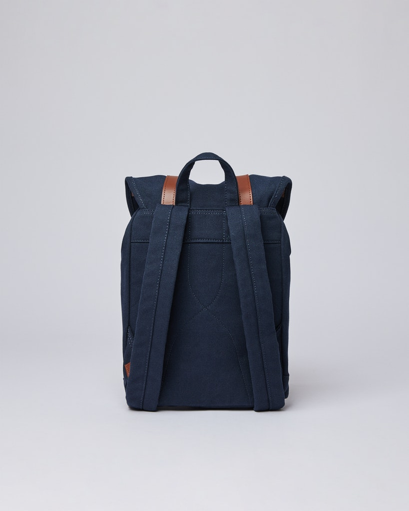 Sandqvist - Backpack - Blue - STIG SMALL 1
