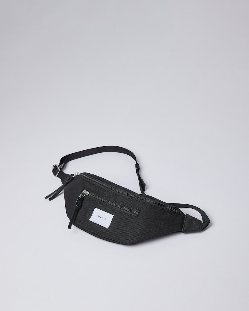 Sandqvist - Bum Bag - Black - ASTE