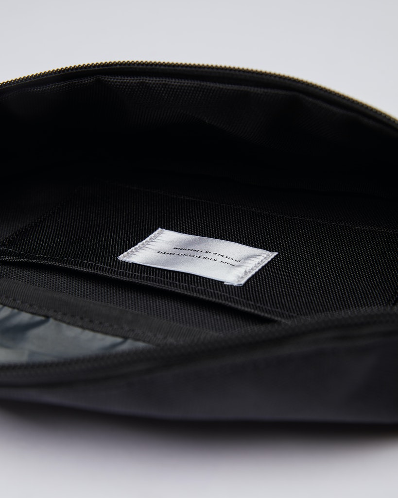 Sandqvist - Bum Bag - Black - ASTE 2
