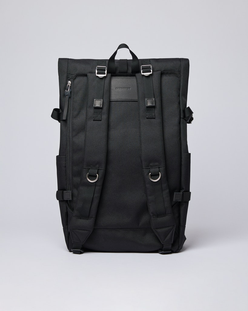 Sandqvist - Backpack - Black - BERNT 3
