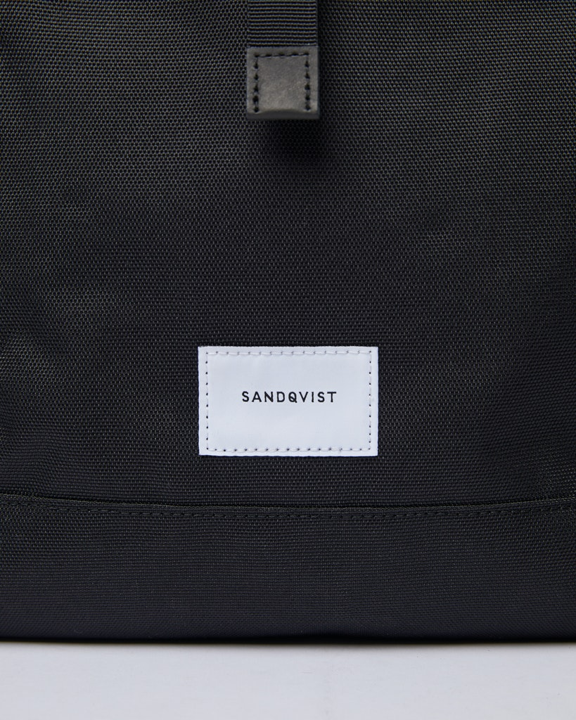 Sandqvist - Backpack - Black - BERNT 1