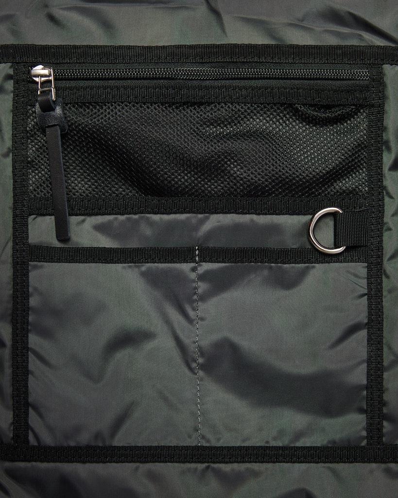 Sandqvist - Backpack - Black - HARALD 6