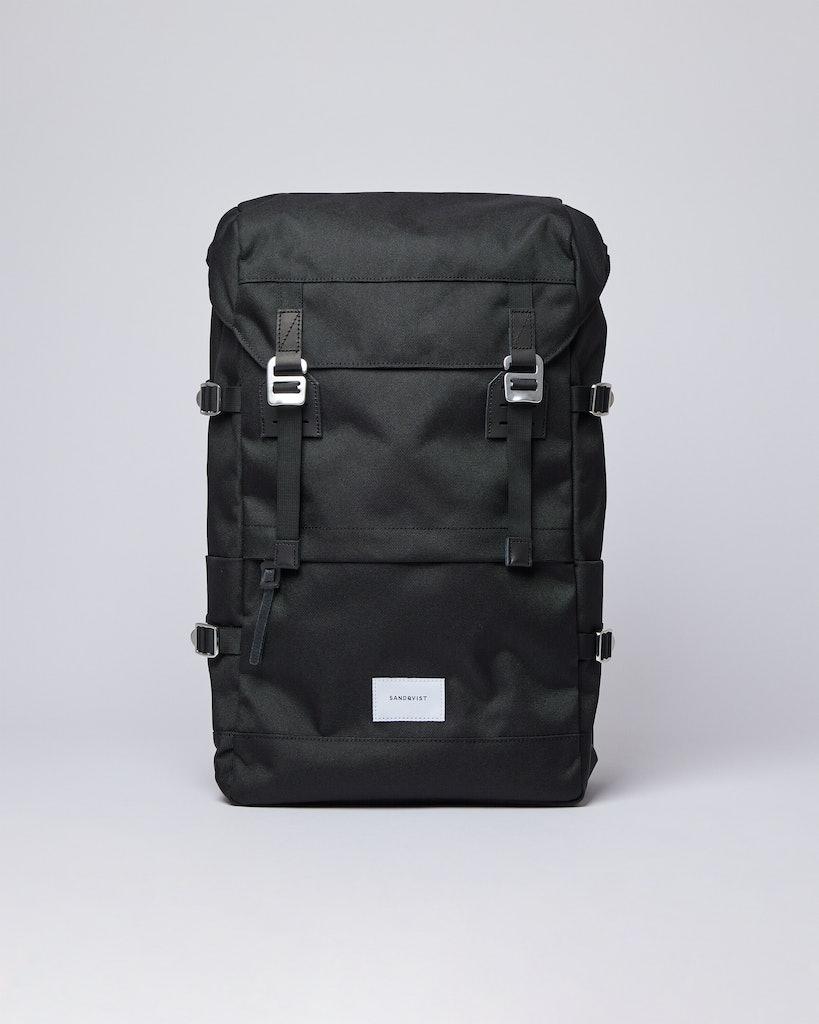 Sandqvist - Backpack - Black - HARALD