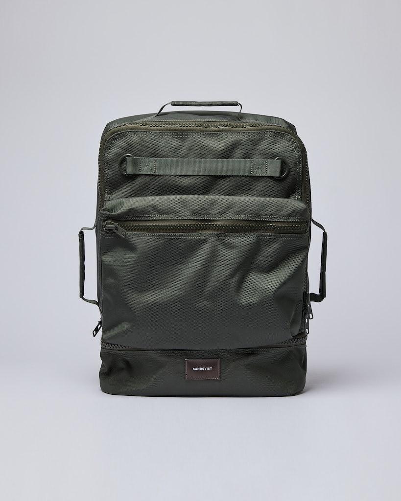 Sandqvist - Backpack - Green - ALGOT