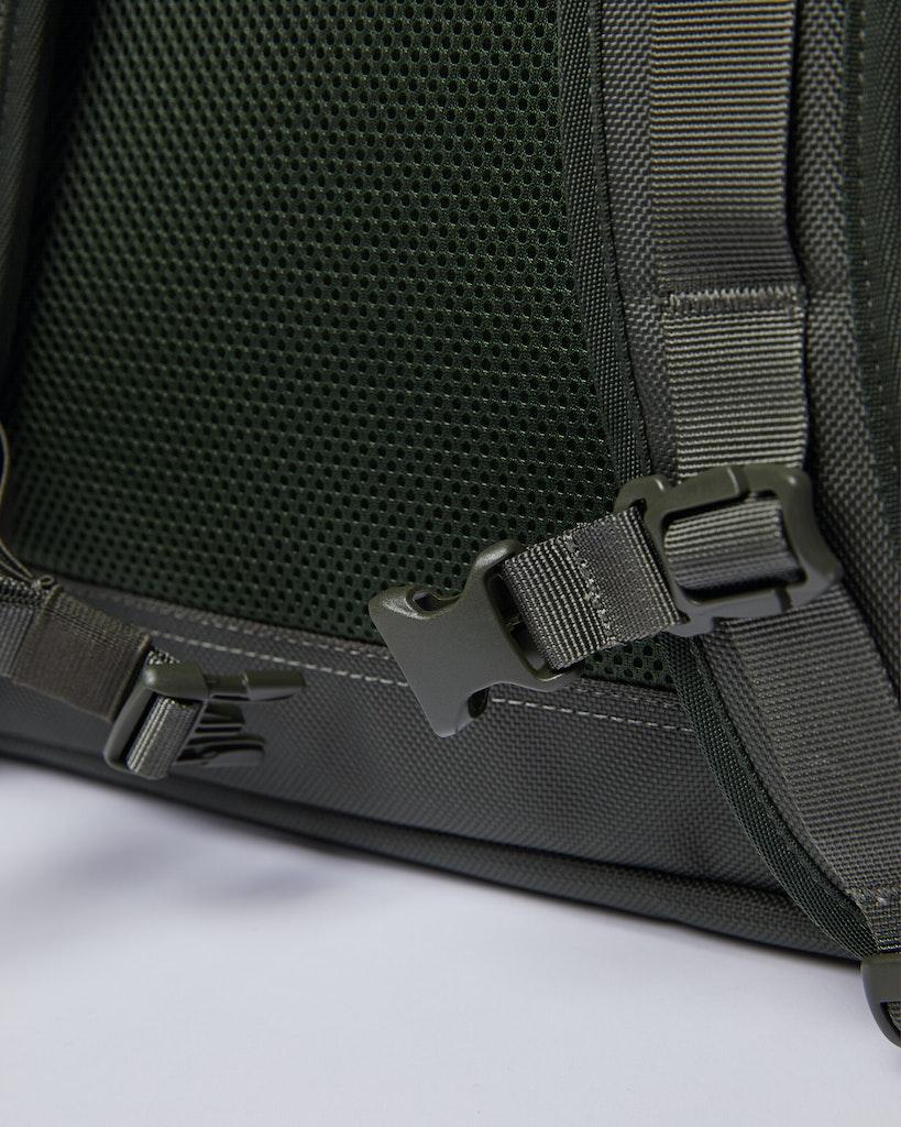 Sandqvist - Backpack - Green - ALGOT 4
