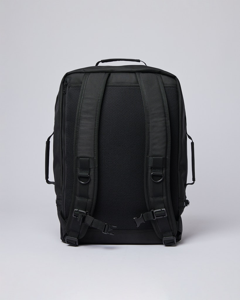 Sandqvist - Backpack - Black - ALGOT 3