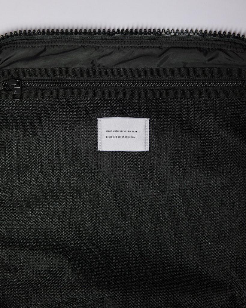 Sandqvist - Backpack - Black - ALGOT 5