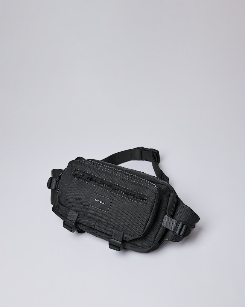 Sandqvist - Bum Bag - Black - FELIX