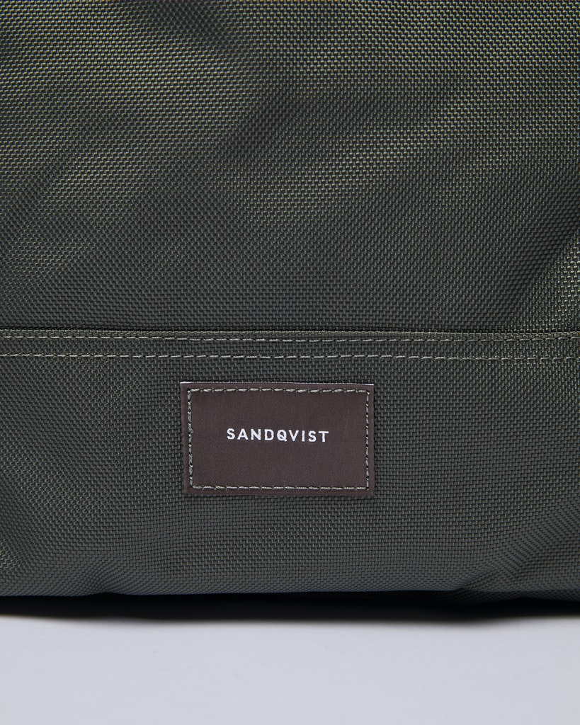 Sandqvist - Backpack - Green - TYRE 1