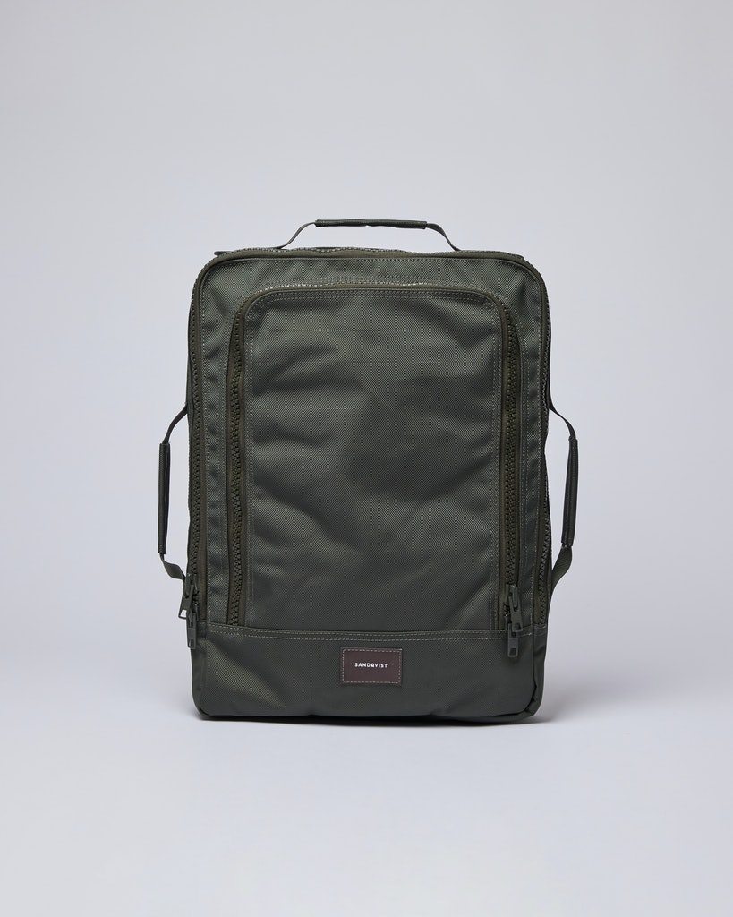 Sandqvist - Backpack - Green - TYRE