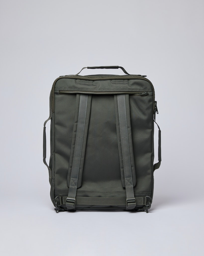 Sandqvist - Backpack - Green - TYRE 3
