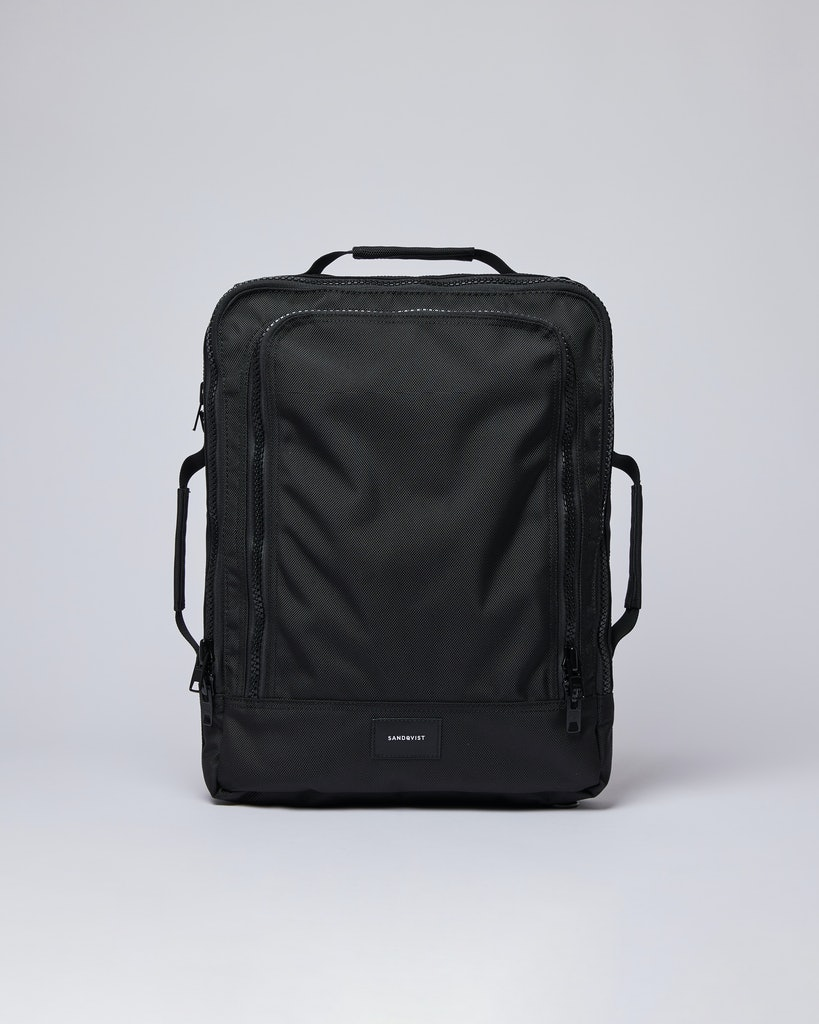 Sandqvist - Backpack - Black - TYRE