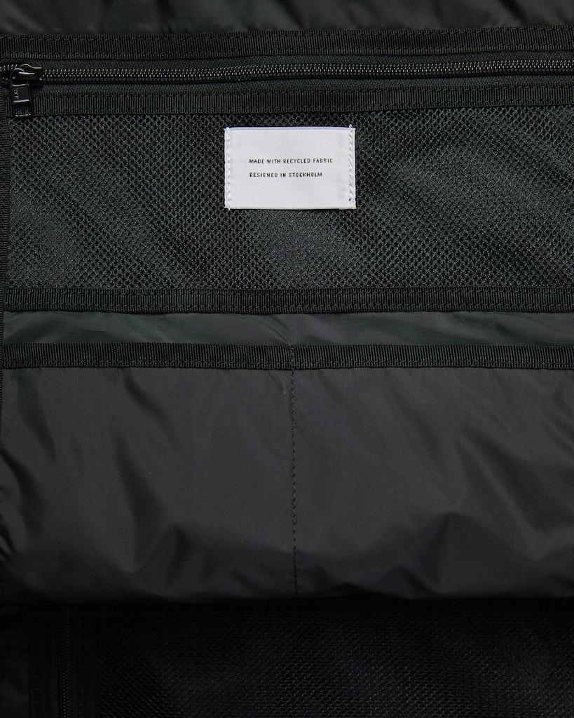 Sandqvist - Backpack - Black - TYRE 6