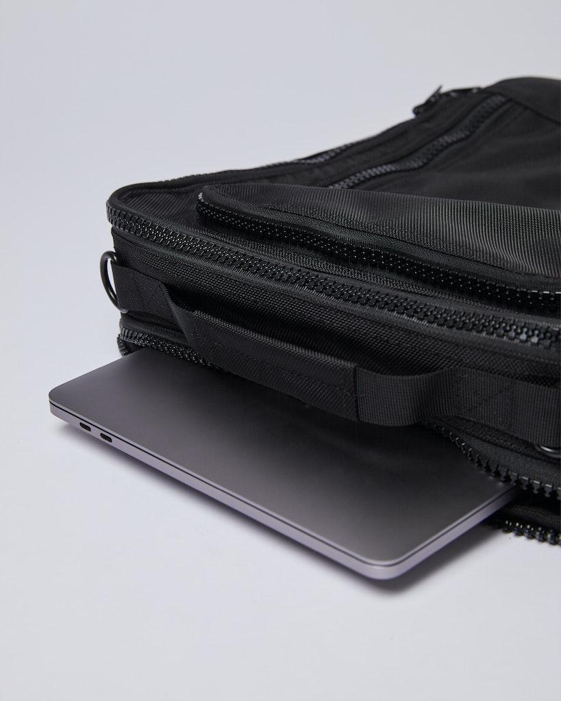 Sandqvist - Backpack - Black - TYRE 4