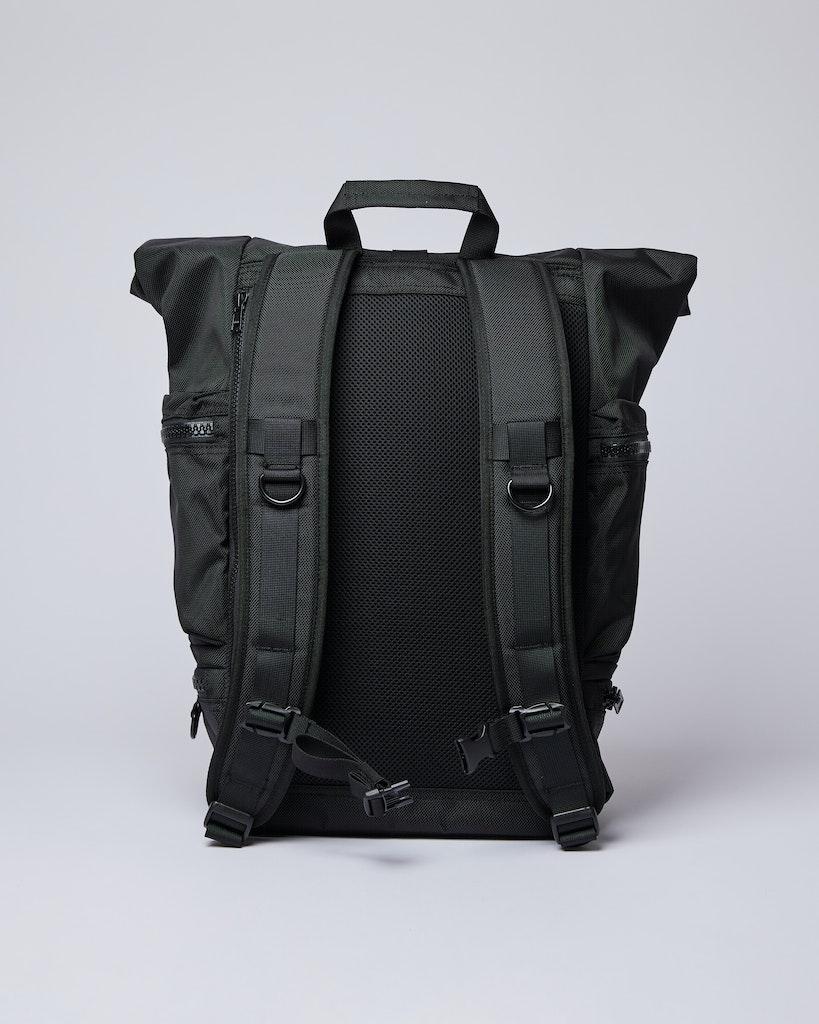Sandqvist - Backpack - Black - VERNER 3