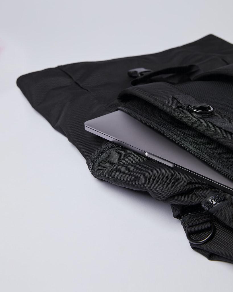 Sandqvist - Backpack - Black - VERNER 5