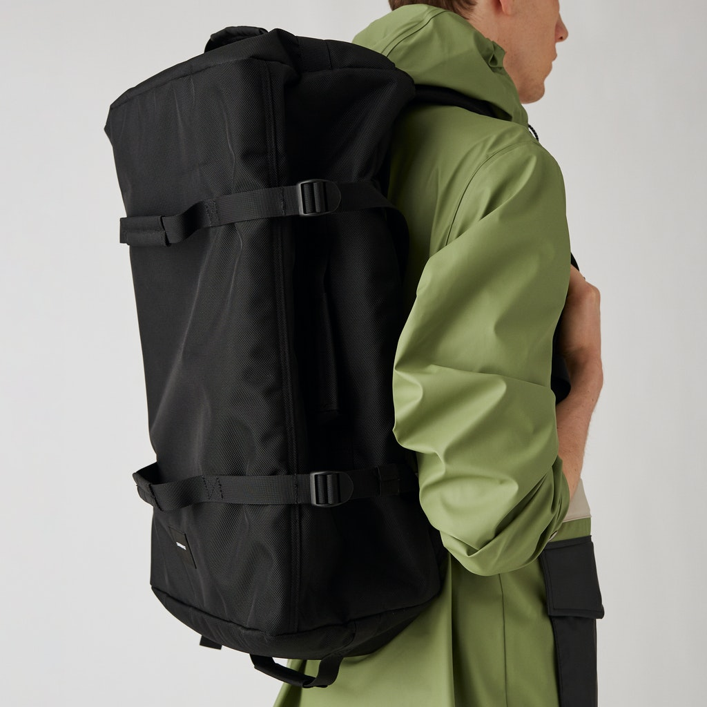 Sandqvist - Backpack - Black - ZACK NEW 2