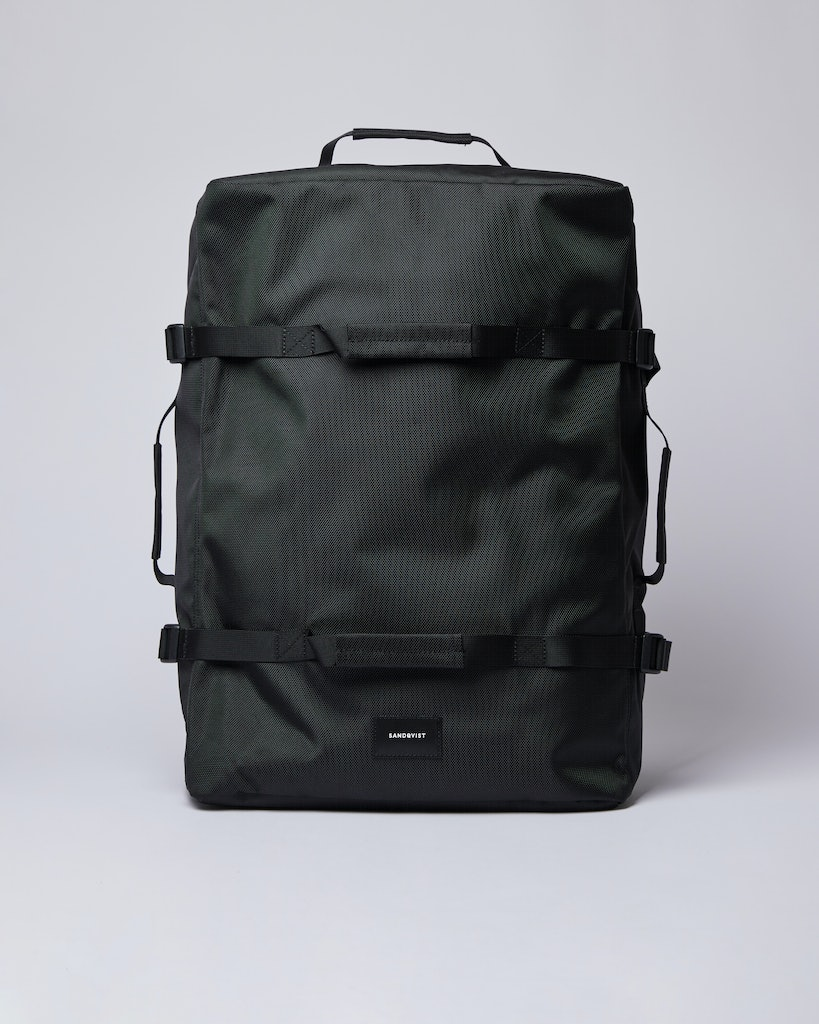 Sandqvist - Backpack - Black - ZACK NEW