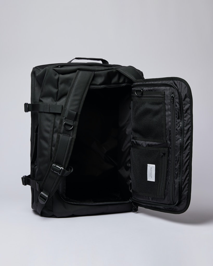 Sandqvist - Backpack - Black - ZACK NEW 5