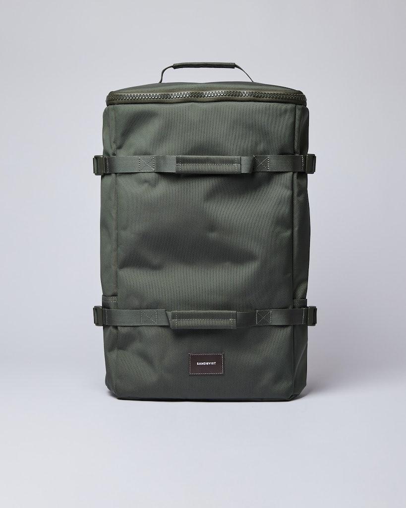 Sandqvist - Backpack - Green - ZACK S NEW