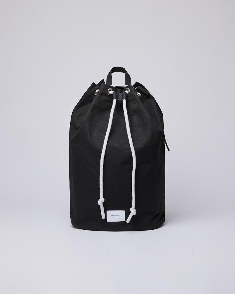 Sandqvist Evert – Minimalistic bucket backpack with laptop pocket