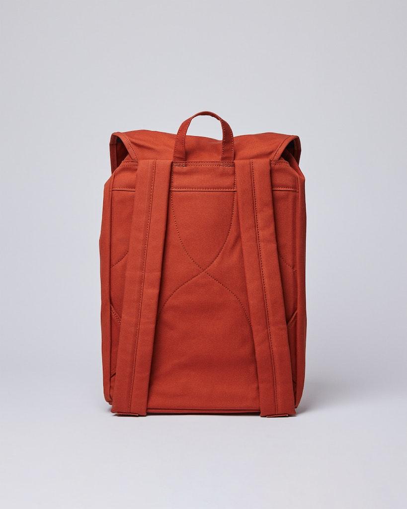 Sandqvist - Backpack - Red - ROALD 3