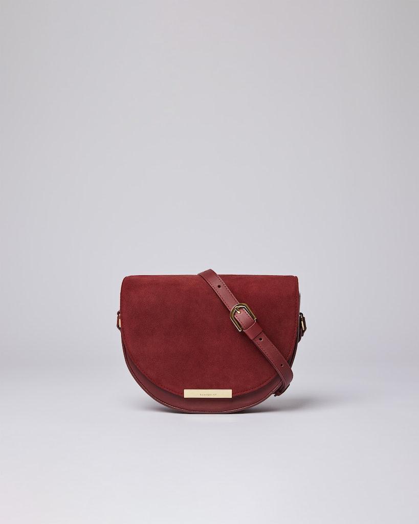 Sandqvist - Shoulder Bag - Red - SELMA